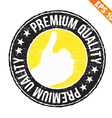 Stamp sticker quality collection - - EPS10 vector image