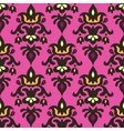 Seamless Roayl damask Pattern vector image