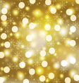 luxury golden background 1 vector image