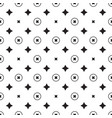 star geometric pattern seamless vector image