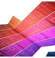Hi-tech background vector image
