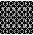 geometric crisscross pattern vector image vector image