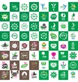 logos for spa vector image