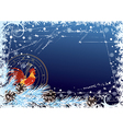 2017 New Year frame vector image vector image