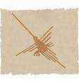 nazca lines set - vector image vector image