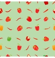 Pepper pattern vector image