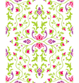 Bright pattern for textile vector image