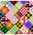 patchwork vector image