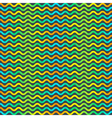 color optical psychedelic wave seamless pattern vector image