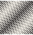 Seamless Tire Halftone Diagonal Lines vector image
