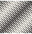 Seamless Tire Halftone Diagonal Lines vector image