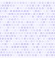 polka dot pattern seamless background vector image
