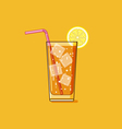 Iced Tea vector image vector image
