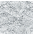 Crumpled Paper Seamless Texture vector image