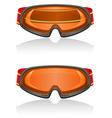 ski equipment 03 vector image
