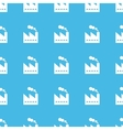 Factory straight pattern vector image
