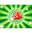 casino background vector image