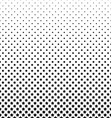Black and white pentagram star pattern background vector image