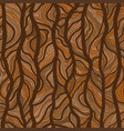 hand drawn seamless texture vector image