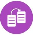File Sharing vector image
