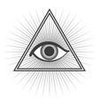 freemason symbol vector image