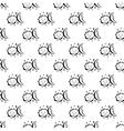 Night pattern seamless vector image