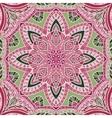 hand-drawn colored bandana - vector image