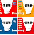 ripper paper website vector image