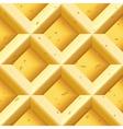 waffles seamless texture vector image