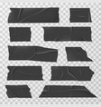 insulating adhesive tape duct tapes or scotch vector image