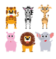 Zoo Animal vector image