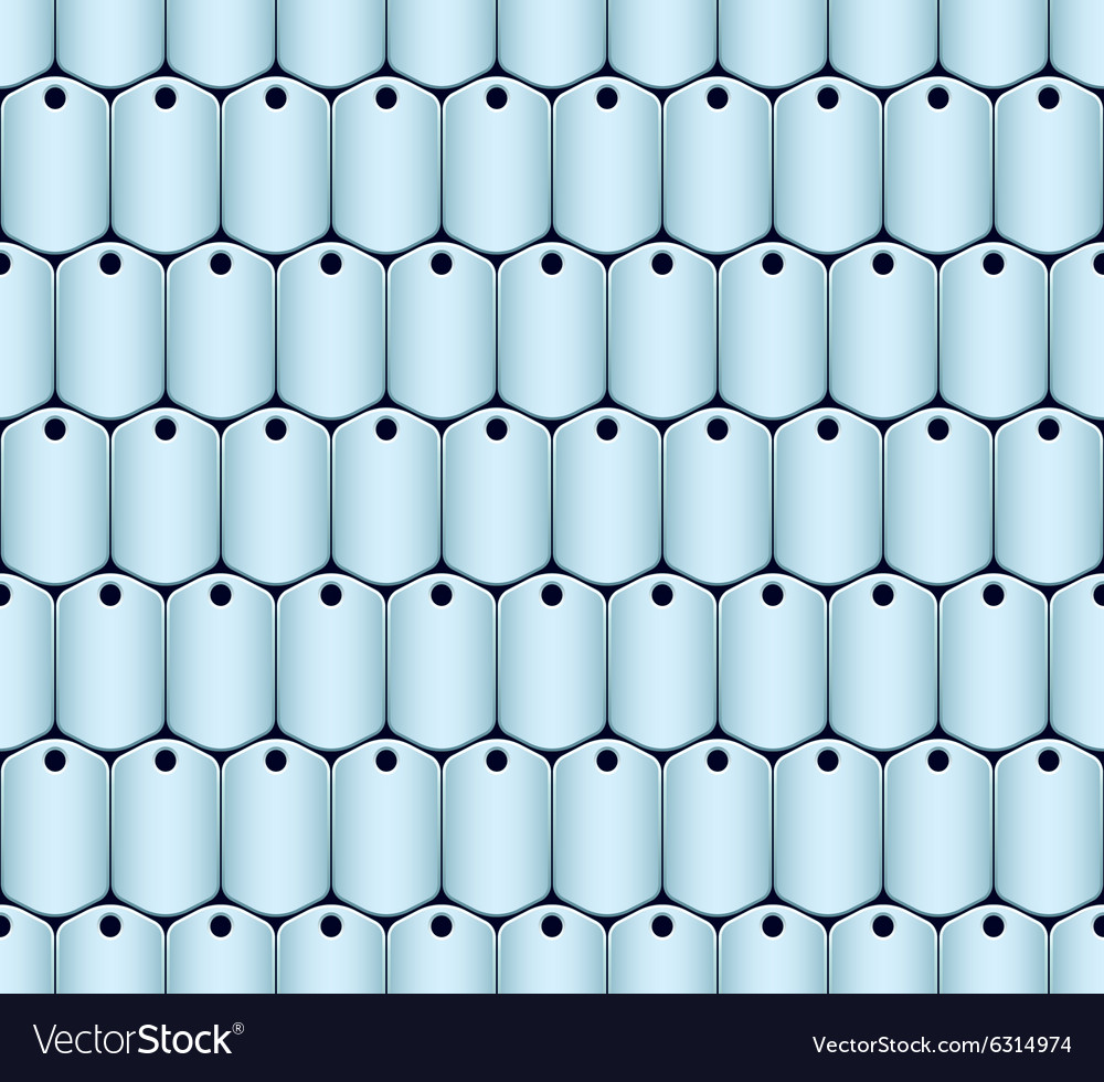 Badge pattern vector
