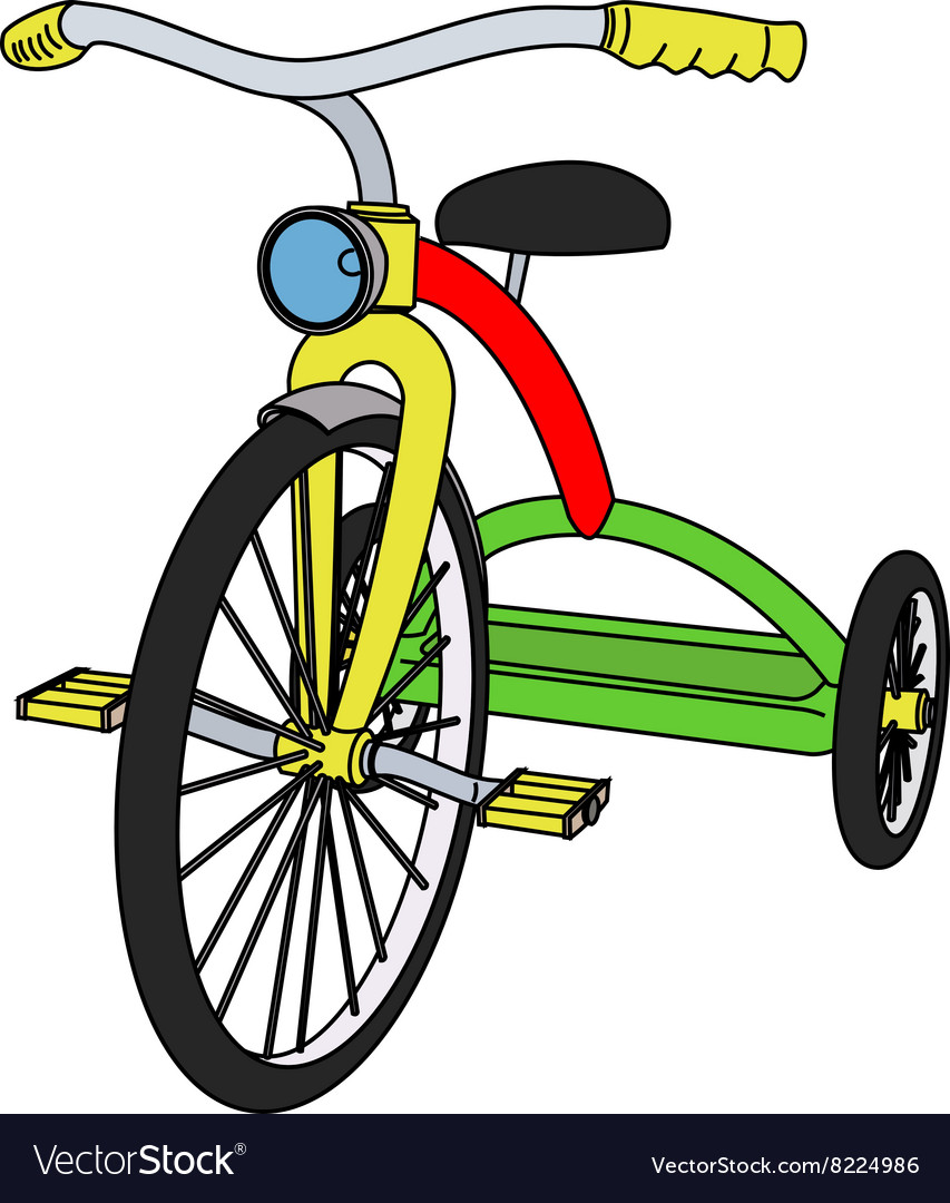 Tricycle380x400 vector