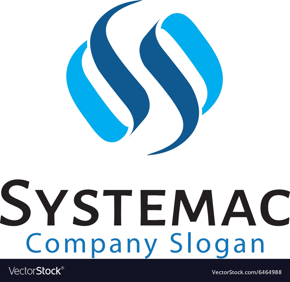 Systemac design vector