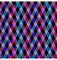 Seamless Geometric Pattern Tile vector image