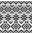tribal seamless pattern vector image