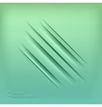gaps green vector image