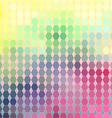 bright abstract pattern polygons vector image vector image