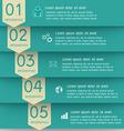Modern Design infographics EPS 10 vector image