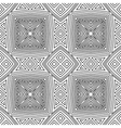 seamless pattern geometric wallpaper vector image vector image