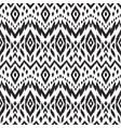 ethnic print for fashion fabric vector image
