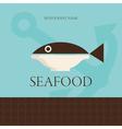 Restaurant design Menu vector image