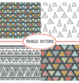 Abstract background Modern seamless pattern with vector image