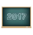 blackboard education time period vector image