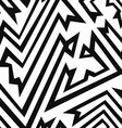 monochrome ancient seamless pattern vector image