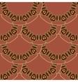 Ornament boho chic vector image