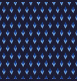 seamless pattern textile print vector image