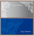 Floral and decorative background vector image
