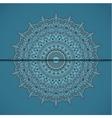 arabesque card vector image