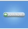 Join Now Button vector image